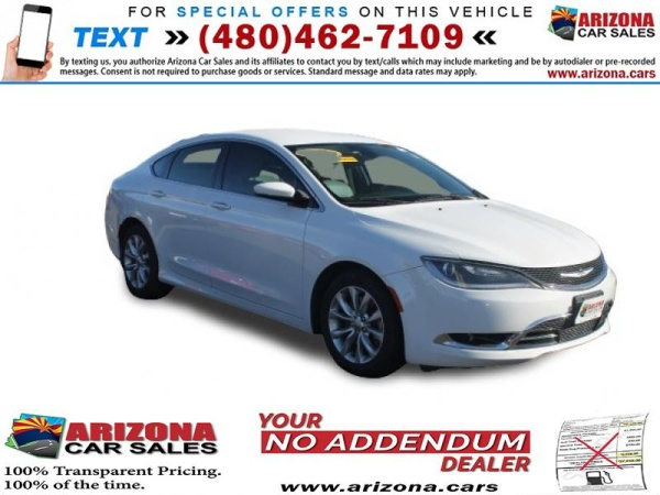 2015 Chrysler 200 in Mesa, AZ
