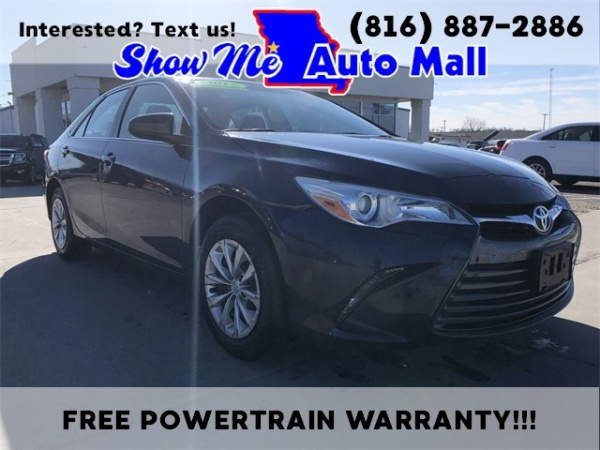 2017 Toyota Camry in Harrisonville, MO