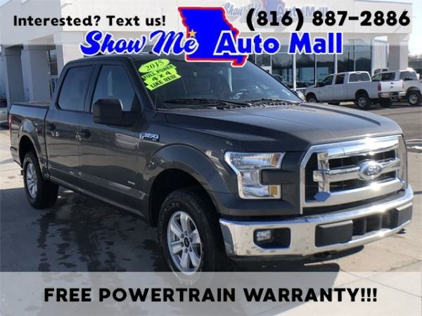 2015 Ford F-150 in Harrisonville, MO