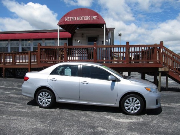 used toyota corolla for sale in springfield mo u s news world report. Black Bedroom Furniture Sets. Home Design Ideas