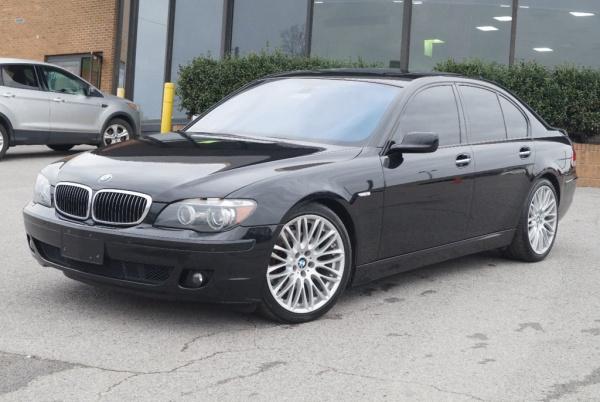 2008 BMW 7 Series