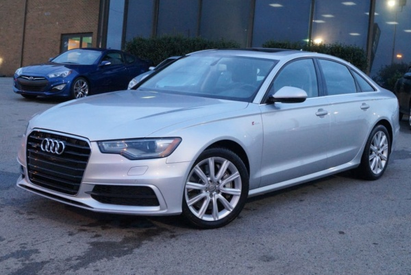 2012 Audi A6 3.0T quattro Prestige