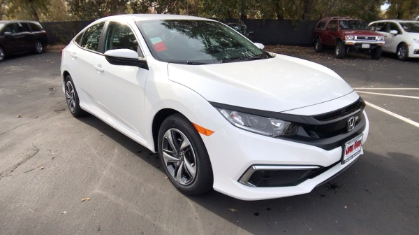 2020 Honda Civic in Redding, CA