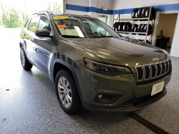 2019 Jeep Cherokee in Stevens Point, WI
