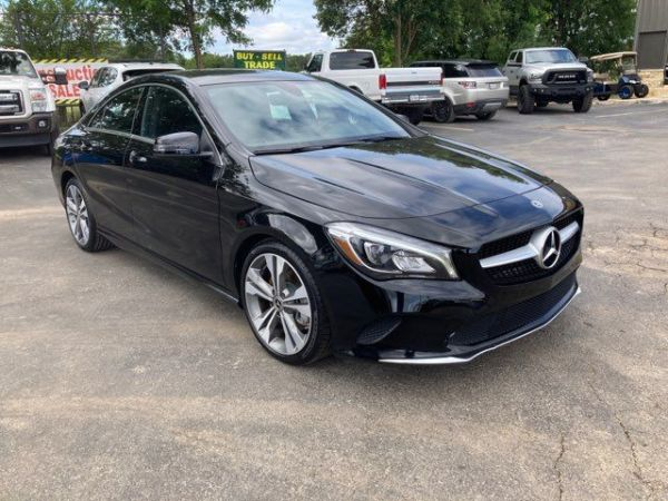 2019 Mercedes-Benz CLA in Boerne, TX