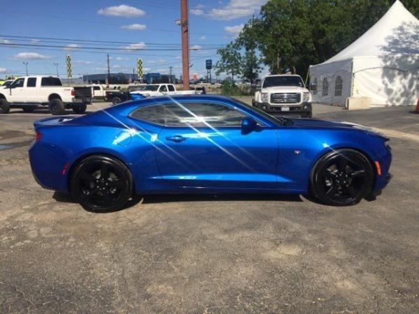 2018 Chevrolet Camaro in Boerne, TX