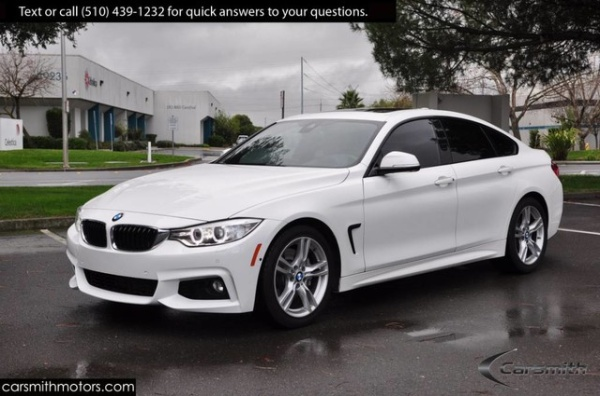2017 BMW 4 Series in Fremont, CA