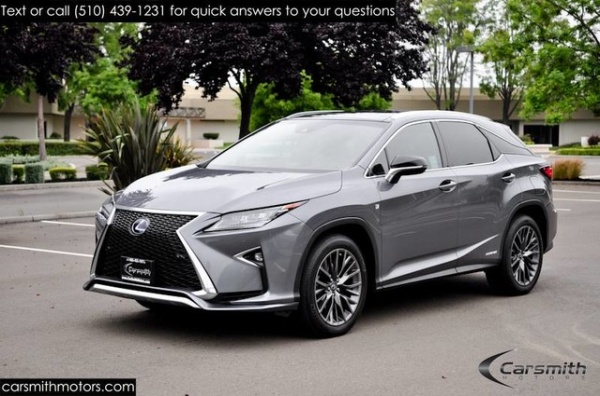 gets the luxury lexus suv rx but look maintains new