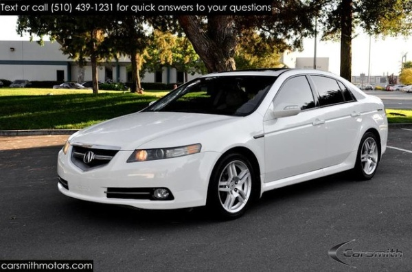 2007 acura tl prices reviews and pictures u s news world report