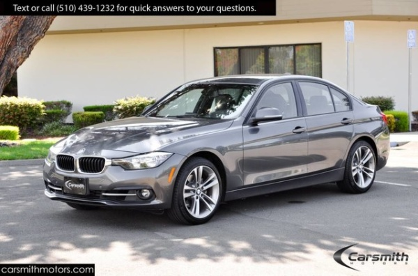 2016 BMW 3 Series in Fremont, CA