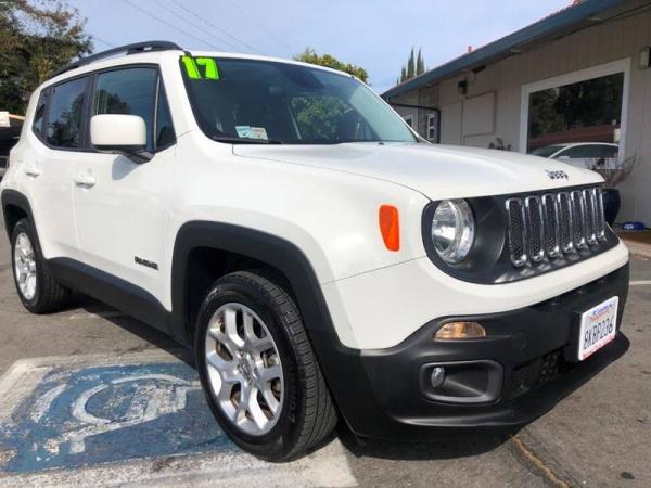 2017 Jeep Renegade in Martinez, CA