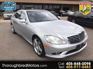 Delightful Used 2008 Mercedes Benz S Class S 550 RWD For Sale In Oklahoma City