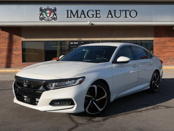 2018 Honda Accord in West Jordan, UT