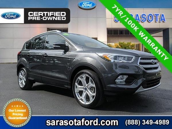 2019 Ford Escape in Sarasota, FL