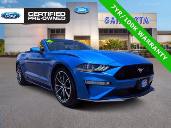 2019 Ford Mustang in Sarasota, FL