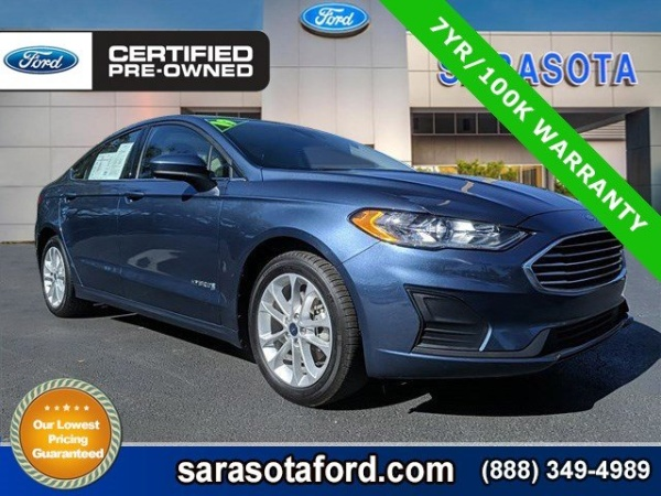 2019 Ford Fusion in Sarasota, FL