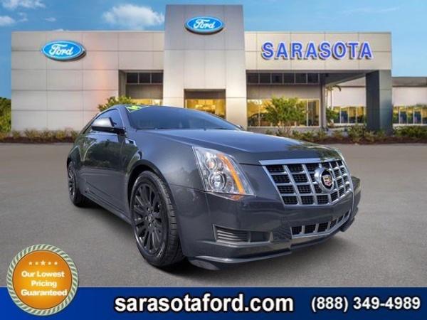 2014 Cadillac CTS in Sarasota, FL