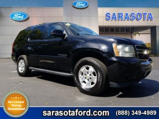 2008 Chevrolet Tahoe Lt With 1lt 4wd For In Sarasota Fl