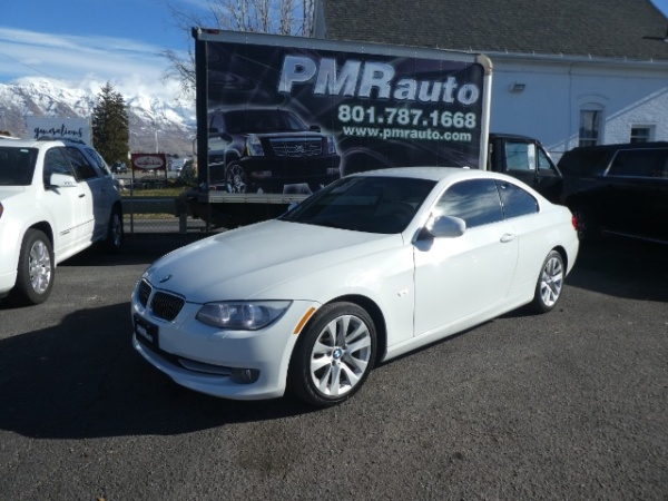 2013 Bmw 3 Series 328i Xdrive Coupe Awd Sulev For Sale In American