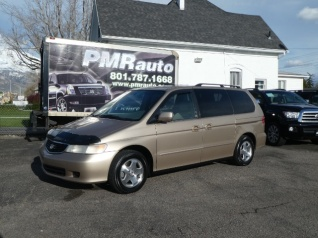 d68bc8ff56 2000 Honda Odyssey EX with Navigation 7-Passenger for Sale in American  Fork