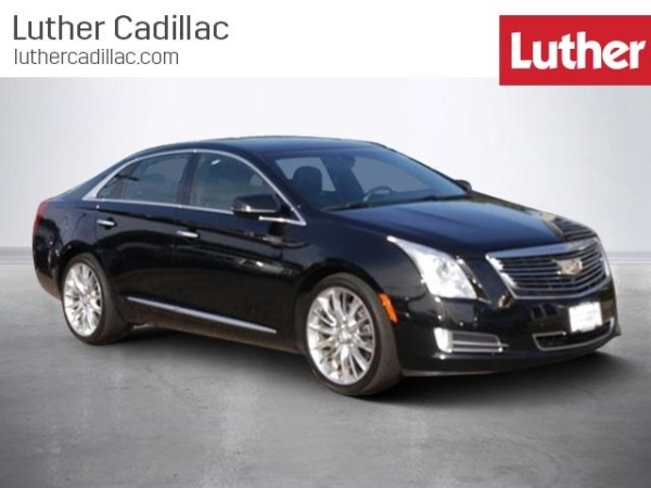 2016 Cadillac Xts Platinum Awd For Sale In Roseville Mn Truecar