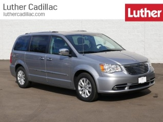 2016 Chrysler Town Country Limited Platinum For In Roseville