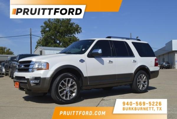 2017 Ford Expedition in Burkburnett, TX