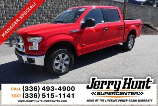 2017 Ford F 150 Xlt Supercrew 5 Bed 4wd For In Lexington