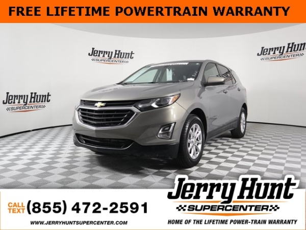 2018 Chevrolet Equinox in Lexington, NC