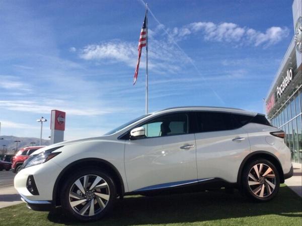 2020 Nissan Murano in Pocatello, ID