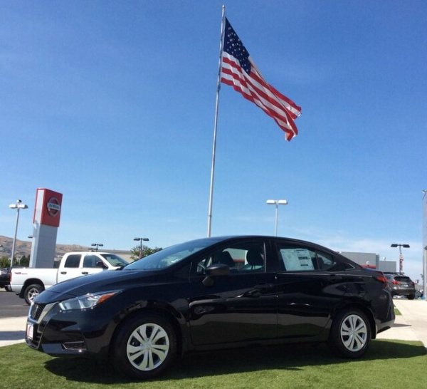 2020 Nissan Versa in Pocatello, ID