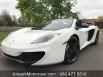 2014 McLaren MP4-12C Spider for Sale in Scottsdale, AZ