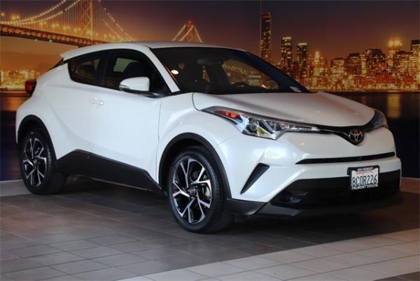 2018 Toyota C-HR in Fremont, CA