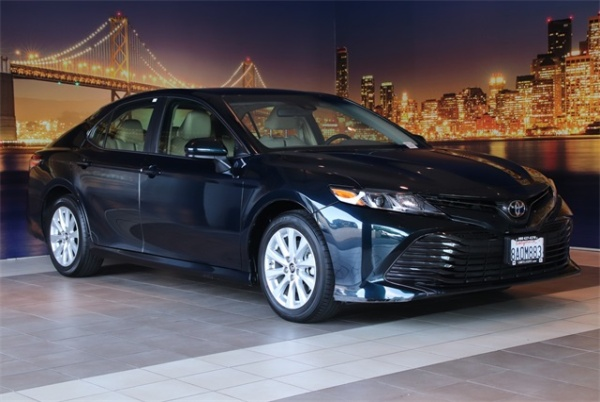 2018 Toyota Camry in Fremont, CA