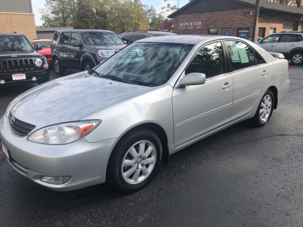 2003 Toyota Camry in Cuyahoga Falls, OH