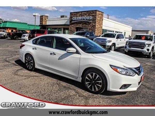 2018 Nissan Altima in El Paso, TX