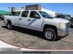 2011 Chevrolet Silverado 2500HD WT Crew Cab Long Box 4WD for Sale in El Paso, TX