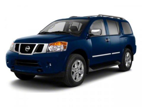 2011 Nissan Armada in El Paso, TX