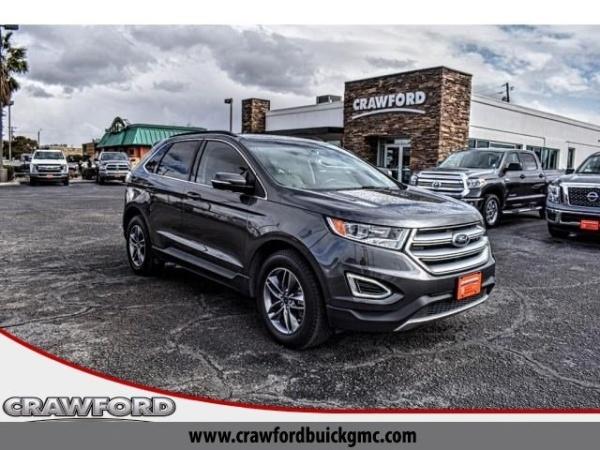 2017 Ford Edge in El Paso, TX