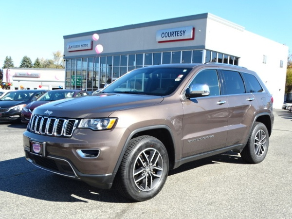 2017 Jeep Grand Cherokee in South Attleboro, MA