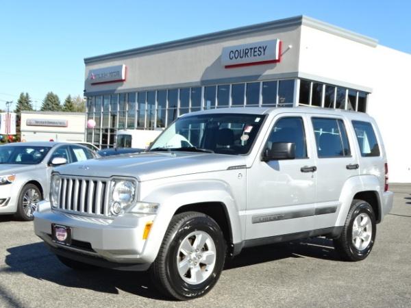 2012 Jeep Liberty in South Attleboro, MA