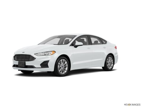2020 Ford Fusion in Glendale, CA