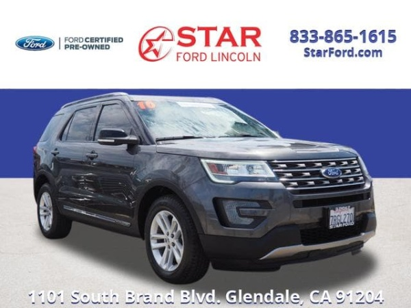 2016 Ford Explorer in Glendale, CA