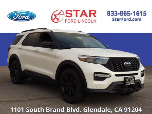 2020 Ford Explorer in Glendale, CA