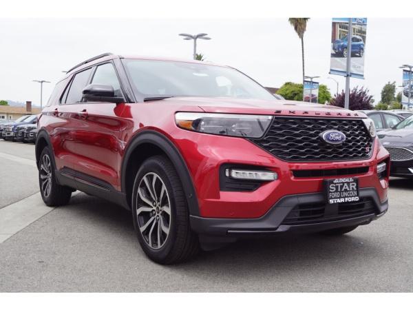 2020 Ford Explorer in Glendale, CA