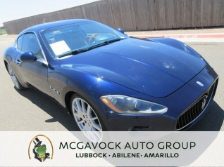 Used Maserati Granturismo >> Used Maserati Granturismos For Sale Truecar