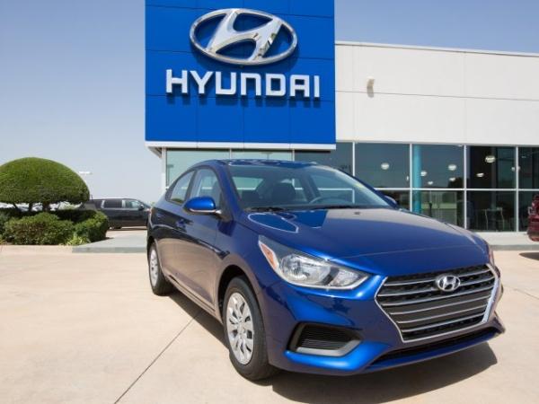2020 Hyundai Accent in Lawton, OK