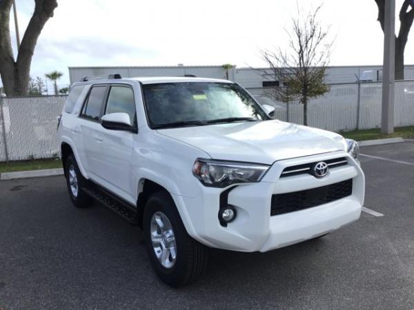 2020 Toyota 4Runner in Jacksonville, FL