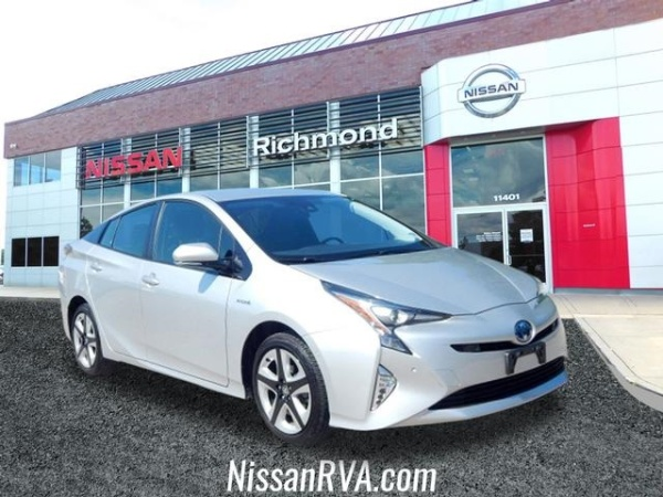 Used Toyota Prius For Sale In Richmond, VA