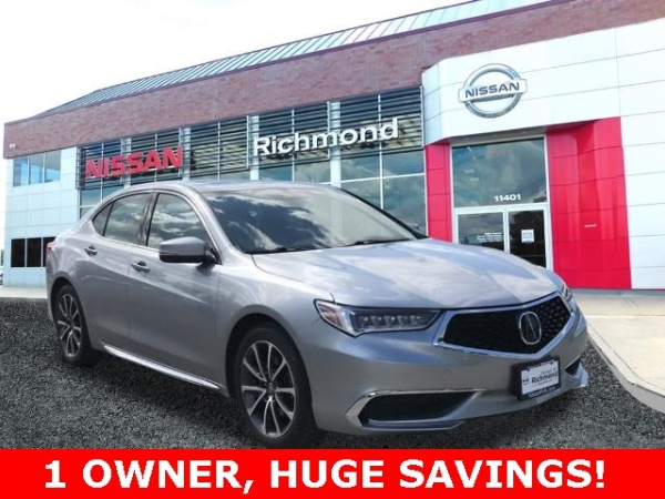 2018 Acura TLX in Richmond, VA